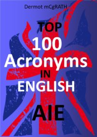 Top 100 acronyms in english aie