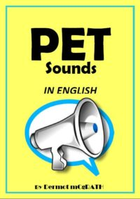 Pets sounds in English
