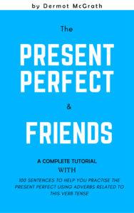 THE PRESENT PERFECT & FRIENDS - Dermot McGrath