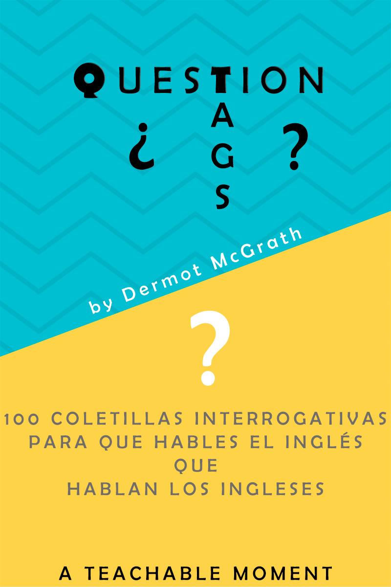 Questions tags - Dermot McGrath